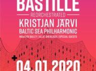 YouTube goes Charity - Channel Aid präsentiert die internationale Top-Band BASTILLE zusammen mit Baltic Sea Philharmonic unter der Leitung von Kristjan Järvi in der Elbphilharmonie Hamburg