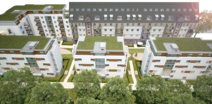 German Property Group für Wohnraum in Innenstädten
