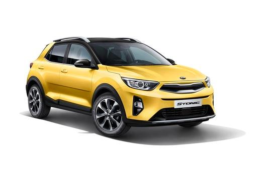 Crossover Kia Stonic: Noch mehr Auto fürs Geld