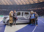 """Hyundai """"Amator des Jahres"""": Mannschaftsbus für den Siegerverein"""