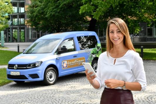 Bis zu 8.000 Anfragen täglich: München erweitert IsarTiger / MVG-Chef Ingo Wortmann konkretisiert Wachstumspläne für On-Demand Ridepooling / IsarTiger soll zur eigenen Mobilitätssparte heranwachsen