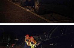 Appell an ungeschützte Verkehrsteilnehmer: Lassen Sie sich sehen! / DEKRA Tipps für die dunkle Jahreszeit