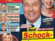 """Norbert Rier hat schwere Herz-Operation gut überstanden / Frontmann der Kastelruther Spatzen ist seiner Frau Isabella """"unendlich dankbar"""""""