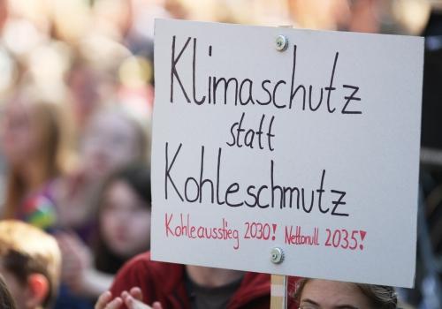 "Sachsens Ministerpräsident kritisiert ""Klimahysterie"""