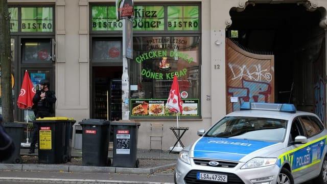 Täter griff die Synagoge in Halle (D) offenbar direkt an