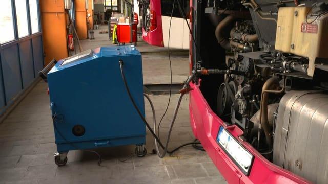 Motorenöl reinigen statt wechseln