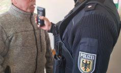 Bundespolizeidirektion München: Drogen - Alkohol - Haftbefehl/ Bundespolizei stoppt Verkehrssünder bei Grenzkontrollen