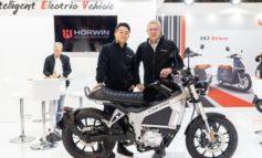 HORWIN baut Vertriebsstellen für E-Motorräder kräftig aus