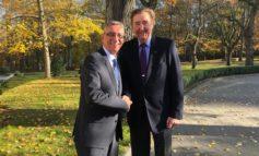 bbw e. V. wählt neuen Vorstandsvorsitzenden: Amtsübergabe von Prof. Günther G. Goth zu Hubert H. Schurkus