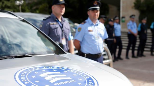 Brüssel erhöht Zahl der Grenzschützer –  auf 10'000