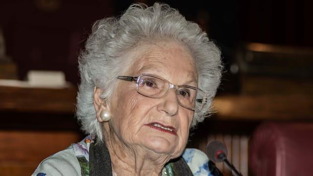 Italienische Holocaust-Überlebende erhält Morddrohungen
