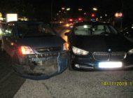 POL-Bremerhaven: Verkehrsunfall nach Verlassen eines Parkplatzes