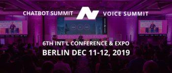 Voice Summit 2019 lädt ein: Fachkonferenz & Ausstellung rund um Voice AI zum ersten Mal in der STATION Berlin
