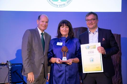 BÖRLIND GmbH erhält erneut das GREEN BRANDS Gütesiegel