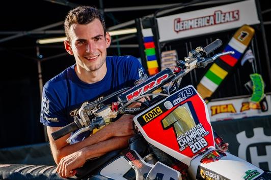 Dennis Ullrich ist ADAC Motorsportler des Jahres 2019