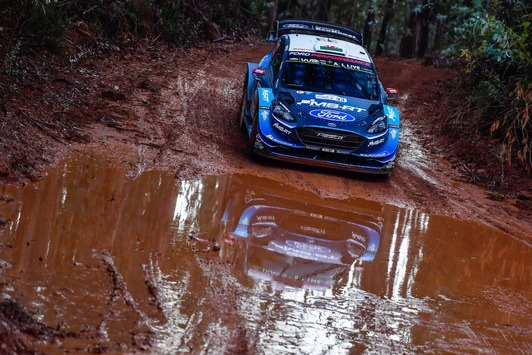 M-Sport Ford setzt beim Saisonfinale der Rallye-WM in Australien auf Sieg