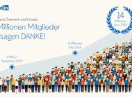 LinkedIn weiterhin auf Wachstumskurs - mit neuer Führung im deutschsprachigen Raum