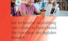 Neue Schul-Studie: Mit strukturiertem Handeln kann Digitalisierung gelingen / Status Quo allerdings alarmierend: Deutschlands Digitalausstattung in Schulen und Klassenzimmern ist mangelhaft!