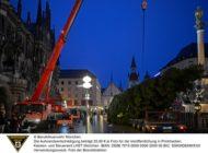 FW-M: Alle Jahre wieder (Altstadt)