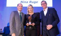 Nina Ruge und 50 Marken als GREEN BRANDS Germany 2019 ausgezeichnet