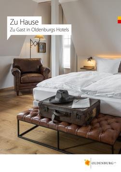 Oldenburg bringt ein neues Hotelmagazin heraus