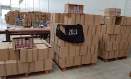 ZOLL-BB: Polnische Zigarettenbande zerschlagen