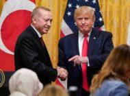 Trump lobt Erdogan – trotz Spannungen