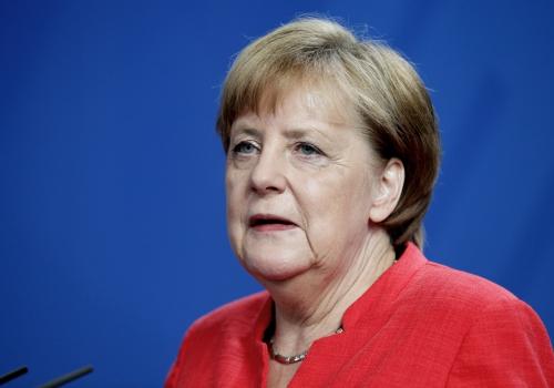 Merkel hebt US-Unterstützung bei Wiedervereinigung hervor