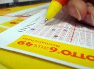 Lottozahlen vom Samstag (16.11.2019)