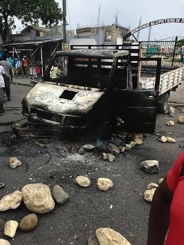 nph Haiti bangt um seine Einrichtungen und deren Mitarbeiter / In Haiti droht eine humanitäre Krise