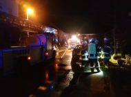 FW-KLE: Stromausfall in Materborn / Anwohner sieht Blitzerscheinung