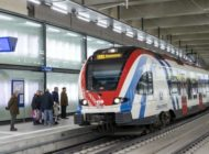 Der Léman-Express rollt