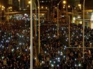 Hongkongs Demokratiebewegung lässt nicht locker