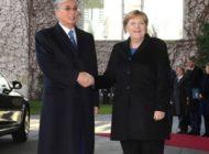 Erster Staatsbesuch des neuen Präsidenten der Republik Kasachstan / Kassym-Shomart Tokajew in Deutschland / Sonderkonditionen für deutsche Investoren - Großes Privatisierungsprogramm