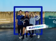 1,5 Millionen Jugendliche werden jede Woche erneut Zeuge von Cybermobbing - Mats Hummels, Palina Rojinski, Dagi Bee und Mike Singer setzen mit deutschlandweiten #LOVEMOB jetzt ein Zeichen