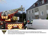 FW-M: Wohnungsbrand in Mehrfamilienhaus (Untergiesing-Harlaching)