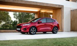 Euro NCAP: Fünf-Sterne-Maximal-Ergebnis für den neuen Ford Kuga