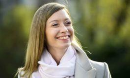 Johanna Gapany – die bisher jüngste Ständerätin
