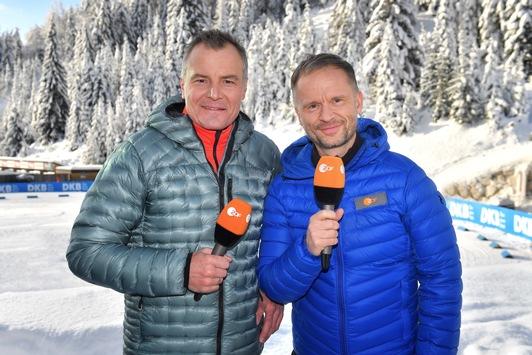 Von Mittwoch bis Sonntag: Wintersport live im ZDF
