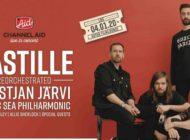 Channel Aid-Konzert mit Bastille live im Kino gucken / Charity-Konzert mit Bastille und Baltic Sea Philharmonic wird live aus der Elbphilharmonie in der ASTOR Filmlounge am 4. Januar 2020 übertragen