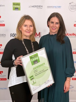 DADO SENS erhält den Healthy Living Award