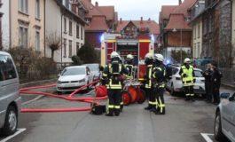 FW Konstanz: Explosionsgeräusche aus dem Keller