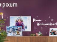 Xmas is coming: Jetzt noch schnell seine Liebsten überraschen mit persönlichen Pixum Fotogeschenken zu Weihnachten
