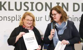 Randstad macht sich stark für berufliche Inklusion / Auszeichnung für Aktionsplan