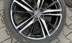 HZA-P: Mit gestohlenen Felgen Richtung Grenze / Zoll verhindert die Ausfuhr von gestohlenen Felgen und Reifen