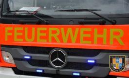 FW-MH: Kellerbrand im Mehrfamilienhaus #fwmh