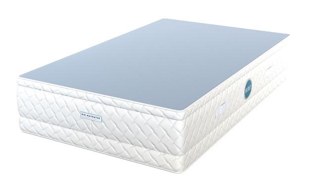 WELTBETT® mischt den Matratzenmarkt auf: DIE MATRATZE ist besser als die bisher meistverkaufte Matratze von Bett 1