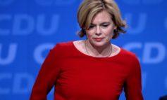 Klöckner warnt Union vor verfrühter K-Debatte