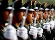 China ist jetzt auch Rüstungs-Grossmacht
