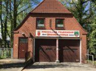 FW-HB: Grundsteinlegung Feuerwehrhaus Bremen-Farge